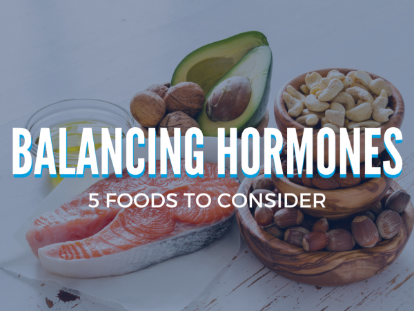 Foods to Balance Hormones | Wall Street Cosmetic Surgery