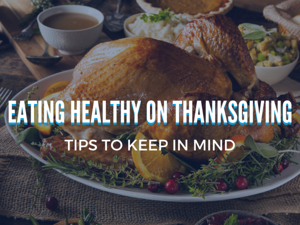 Eating Healthy on Thanksgiving | Wall Street Cosmetic Surgery