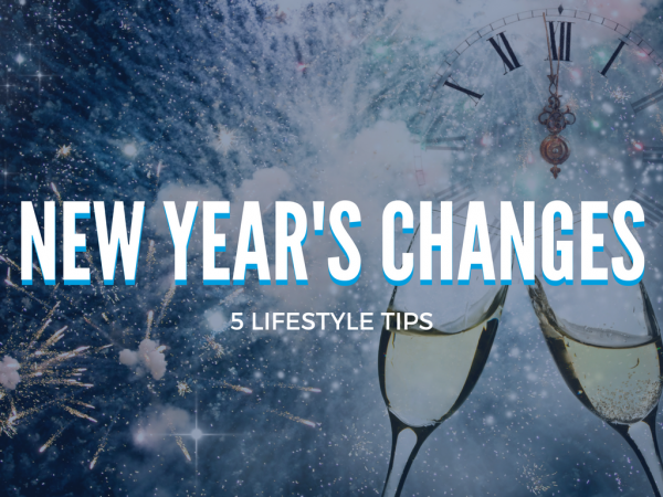 New Year's Changes | Wall Street Cosmetic Surgery