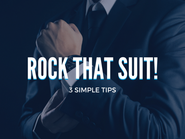 Rock that Suit | Gynecomastia Treatment NYC | Long Island