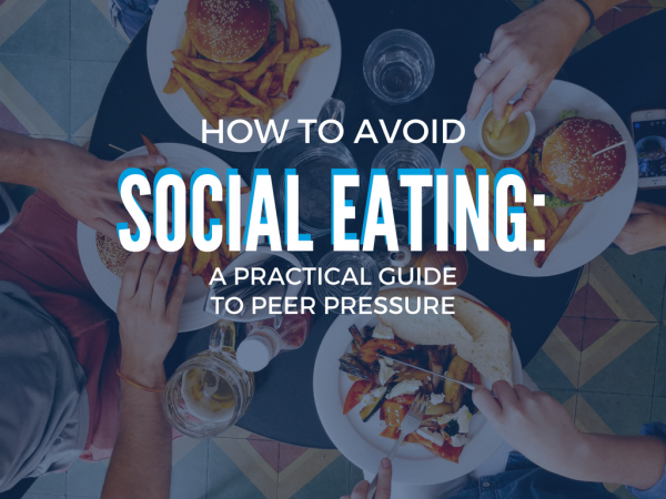 social eating while on a diet