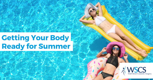Getting Your Body Ready for Summer