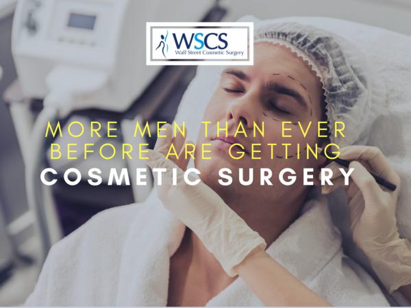 Men cosmetic surgery