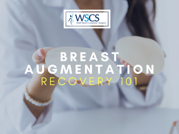 Wall Street cosmetics breast augmentation