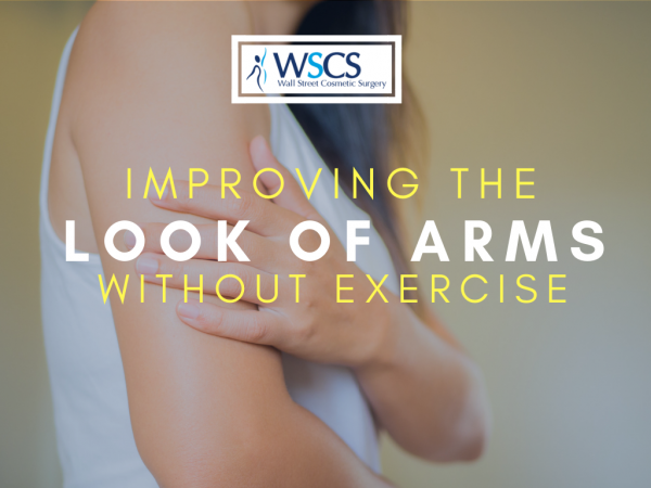 improve the look of sagging arms