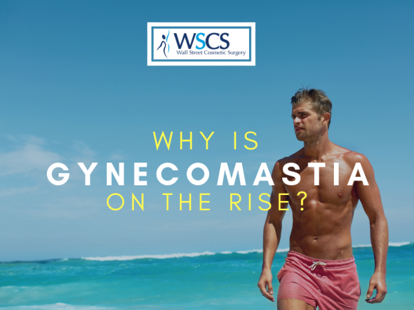 is gynecomastia on the rise?