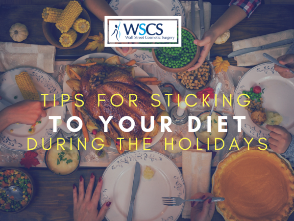tips for sticking to holiday diet